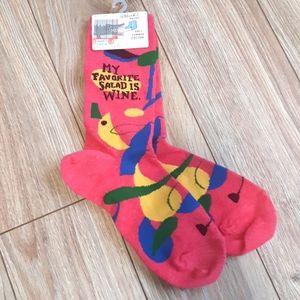 Blue Q - Cotton Socks